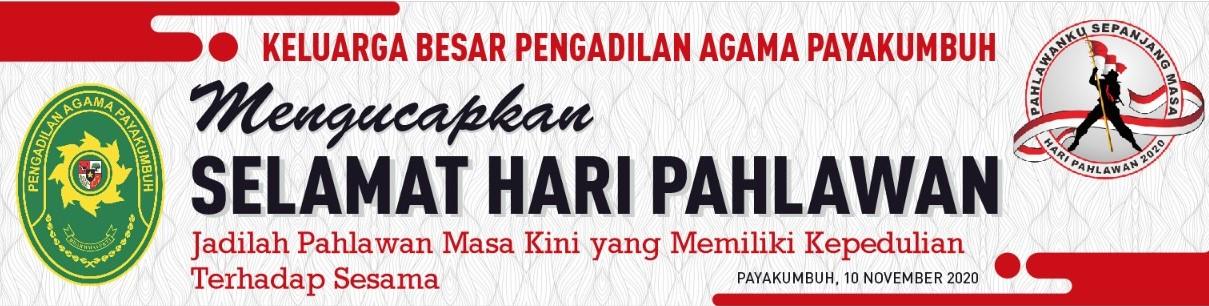 Peringatan Hari Pahlawan 10 November 2020
